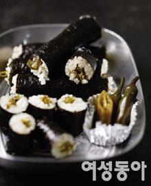 광장시장 마약김밥 카피캣