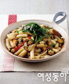 비상식량 활용한 한 그릇 요리