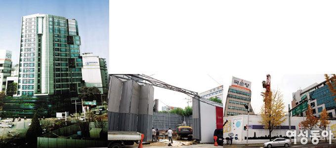 이정재 빌딩 최초 공개