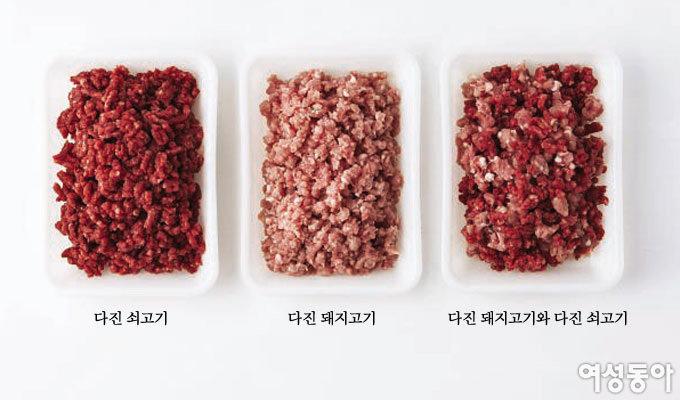 다진 고기