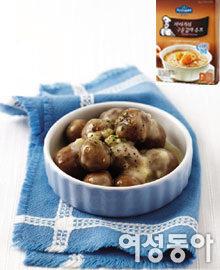 깊고 풍부한 본고장 수프의 맛, 폰타나 수프