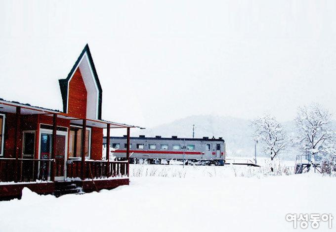 나는야 홋카이도의 무인역장