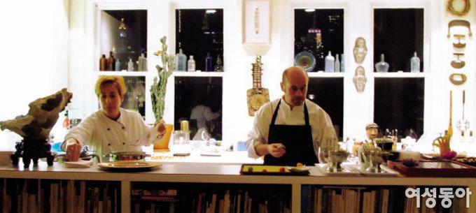 비운의 요리사 바텔과 프라이빗 셰프의 세계