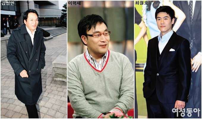 복귀 신호탄 쏘아 올린 '자숙' 연예인들 김성민 최철호 이혁재
