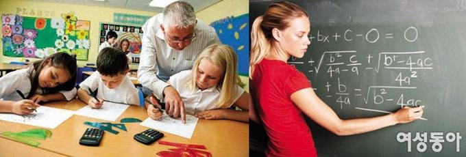 수학 수업에 계산기 사용하는 미국 교육의 득실은?