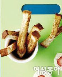 워킹맘표 초간단 아이 간식
