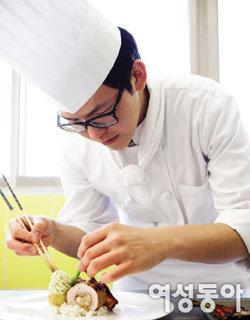 세계적인 요리사 꿈꾸는 최영수
