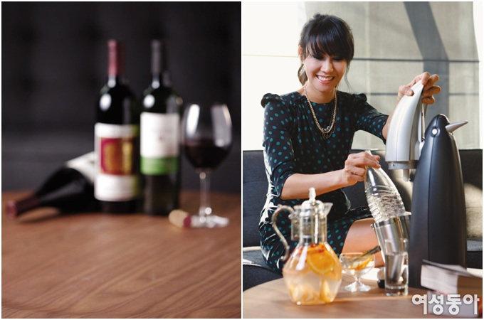 와인을 마시다 와인을 느끼다 와인을 노래하다