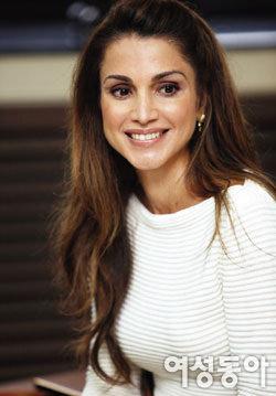 '중동의 그레이스 켈리' 라니아 알 압둘라 요르단 왕비