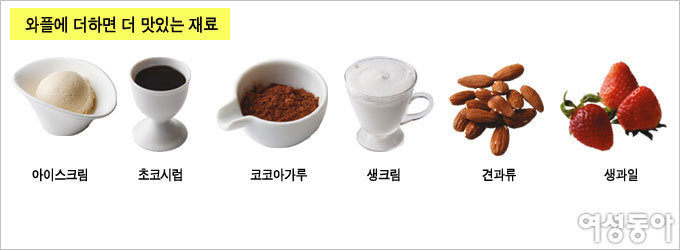 바삭바삭 와플 vs 촉촉 팬케이크