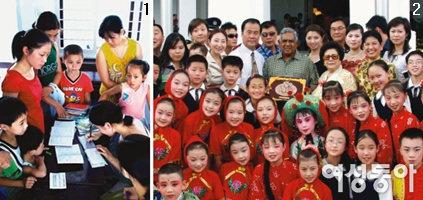 부모 능력의 각축장 중국의 명문 초등학교