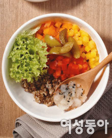 한국인 무병장수 밥상의 비밀