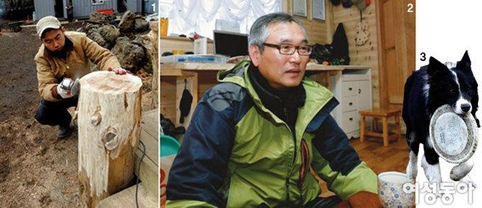 '제주양떼목장' 김성민씨를 만나다