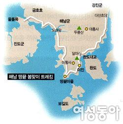 전남 강진·해남에서 경남 통영까지 '봄마중 가세'