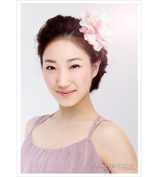 로맨틱 핑크 빛에 물들다~ '쥬이 오가닉 2012 스프링 룩'
