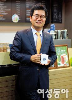 6백호 점 돌파한 토종 브랜드 이디야 '착한 커피'로 승부