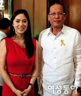 아키노 필리핀 대통령과 연인 그레이스 리 결혼 임박설에서 신중론으로 선회한 까닭은?