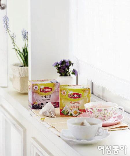 Herb & Flower Tea