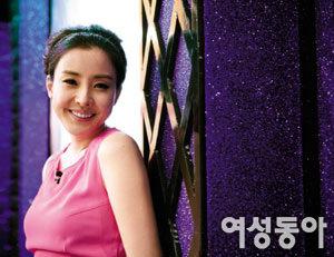 쌍둥이 엄마된 탤런트 박은혜 '뷰티의 여왕'으로 돌아오다