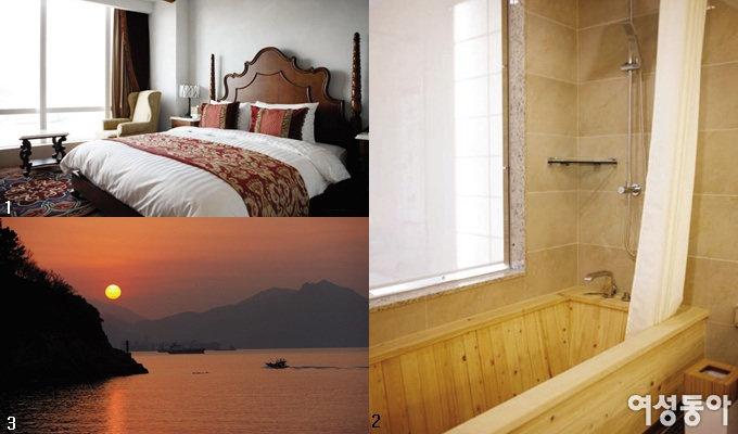 엠블 호텔과 여수 밤바다