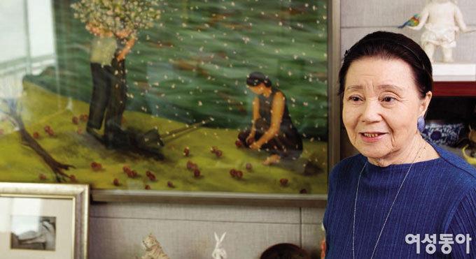 영원한 시인의 아내 김현경