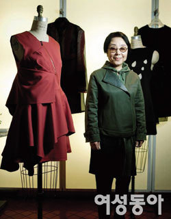 14년 만에 귀환 패션계 대모 이신우
