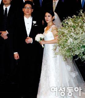 이인희 한솔 고문 손녀 결혼식 비하인드 취재