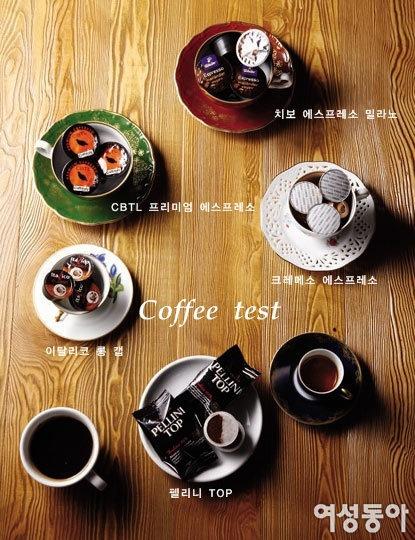 커피전문가 사로잡은 최고의 맛은?