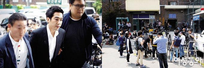 미성년자 성폭행 혐의 고영욱의 몰락