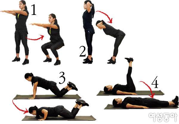건강하고 날씬한 몸 만들기 프로젝트
