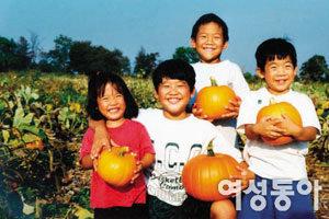 암 백신 명의 래리 곽 부부 네 자녀 우등생으로 키운 비법
