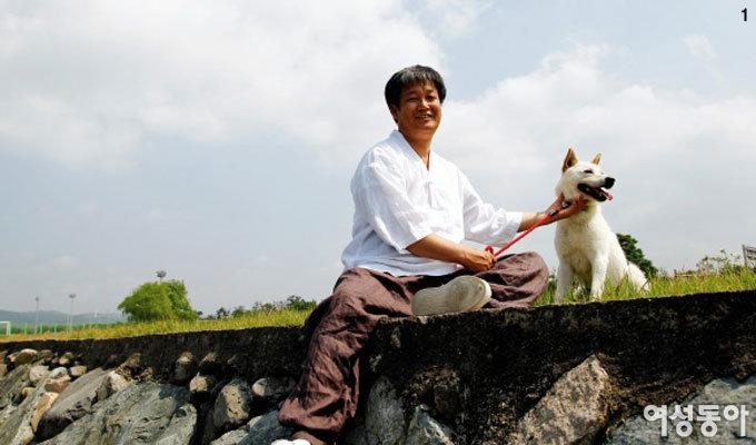 1천5백년 전 신라 토우의 꼬리 없는 개 '동경이'의 부활