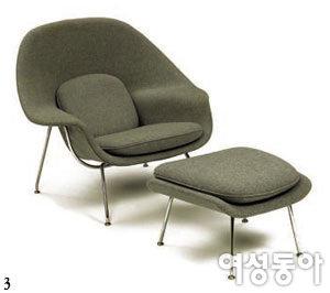 아름답고 편안한 이에로 사리넨의 Chair