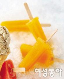 천연 아이스크림 즐기는 3가지 방법