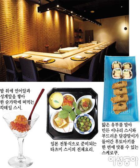 세계 유명 음식점 서울 분점
