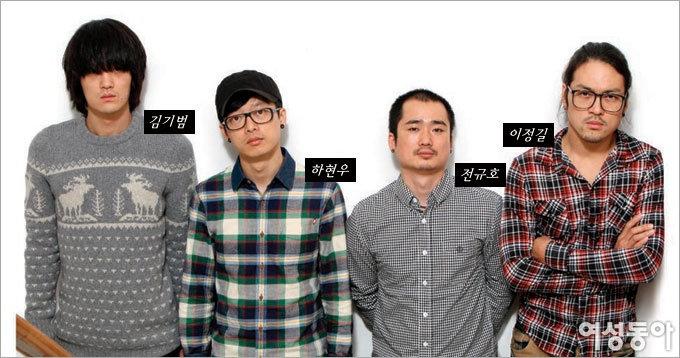 '나가수' 깜짝 1위 인디 밴드 '국카스텐' 대중을 홀리다