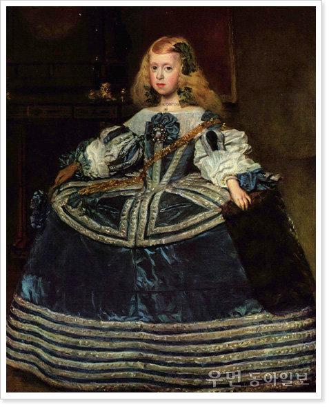이지현의 아주 쉬운 예술이야기 35캐럿 다이아몬드의 여인… 죽은 왕녀를 위한 파반느
