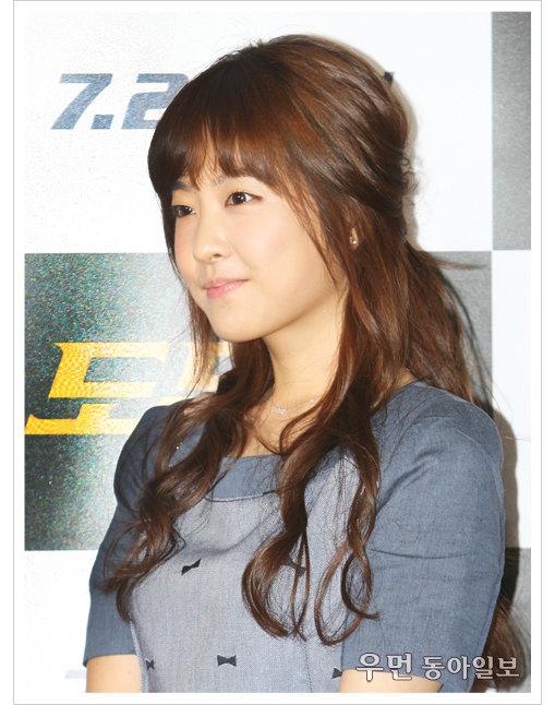청순한 그녀, 박보영의 '내추럴 페이스 메이크업' 팁!