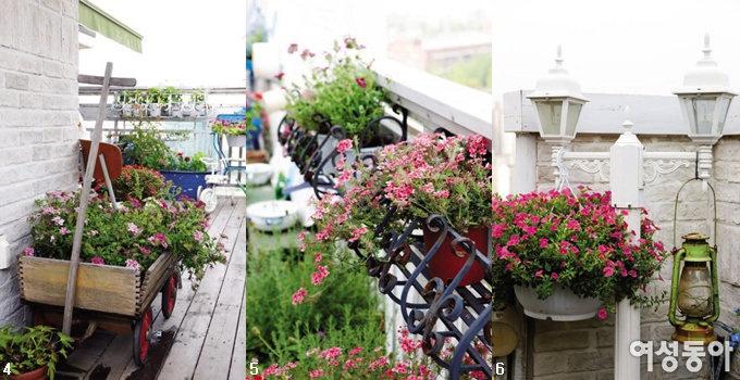 꽃향기, 풀내음 가득한 정원에 가다