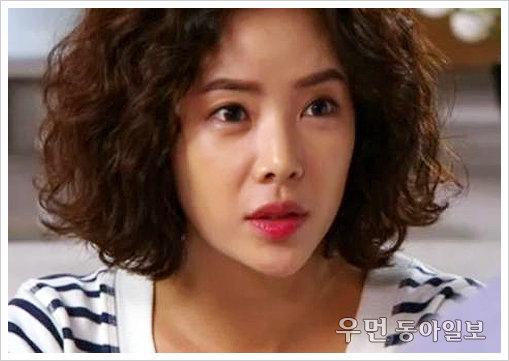 MBC드라마 '골든타임' 황정음의 펑키한 '내추럴 히피펌' 따라잡기