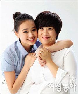 '리듬체조 요정' 손연재 어머니 윤현숙 씨가 말하는 딸의 행복