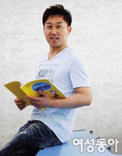스타 아나운서 김현욱, 새로 쓰는 인생 출사표