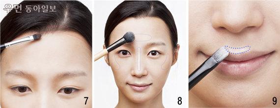 메이크업 아티스트 이경은의 뷰티 시크릿 '3D Skin Make-up'