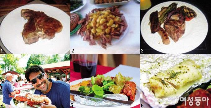 프리메이슨 피크닉과 사우스캐롤라이나식 바비큐