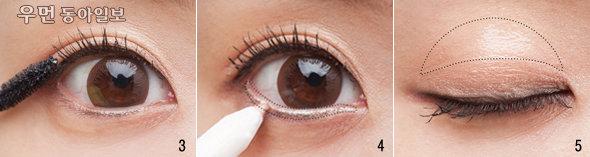 메이크업 아티스트 이경은의 뷰티 시크릿 'WATERFUL Eye Make-up'