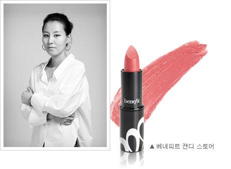 """유명 메이크업 아티스트 3인의 조언! """"어두운 피부를 위한 최적의 오렌지 립스틱은?"""""""