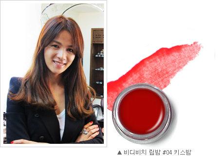 """유명 메이크업 아티스트 3인의 조언! """"하얀 피부와 어울리는 레드 립스틱은?"""