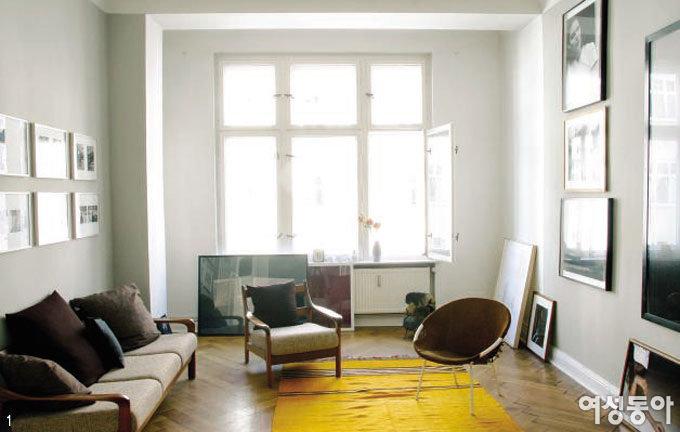 베를린 집 풍경