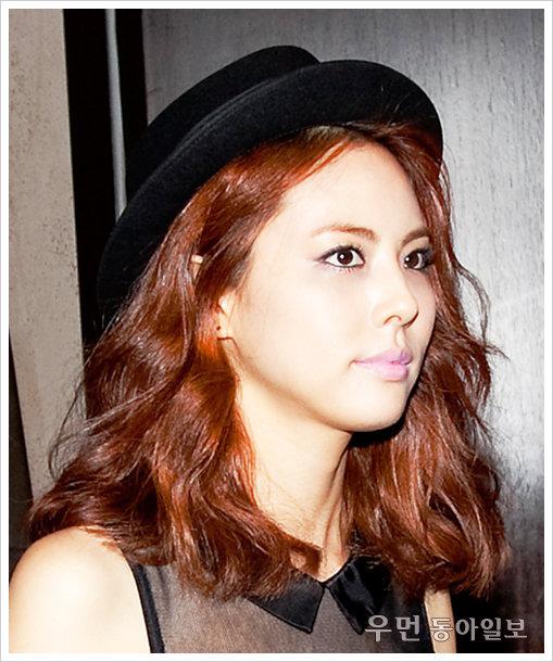박지윤의 '펑키 스모키 메이크업' 노하우!