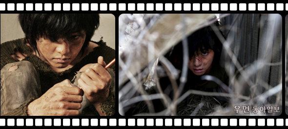 요즘 대세! 송중기의 영화 '늑대소년' 관전 포인트 4
